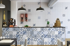 Керамическая плитка Aparici Moving Blue