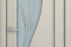 Дверь Верда Ирис, беленый дуб