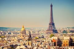 Флизелиновые фотообои Wizard & Genius: Париж, 366х254 см
