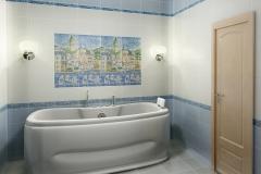Плитка Сокол Гауди для ванной