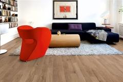 Ламинат Pergo Classic Plank в интерьере