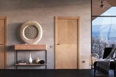 Межкомнатные двери Рада Дорс NATURE в интерьере