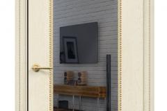 Межкомнатная дверь Оникс Александрия коллекции Classic