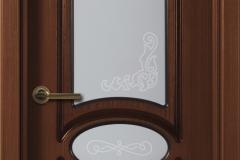 Межкомнатная двери Верда Муза остекленная