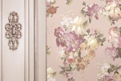 Обои Loymina коллекция Jetset Fleur de Lis