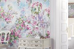 Обои Loymina Sialia Jardin des roses