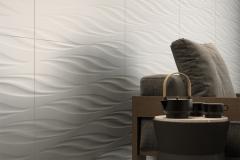 Плитки Italon 3D Experience в интерьере