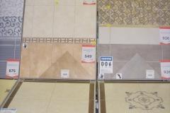 Керамическая плитка с ценами в Мегастрое