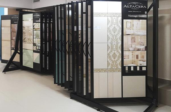 Витрина плитки Altacera