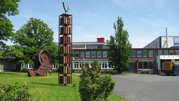 Завод Marburg