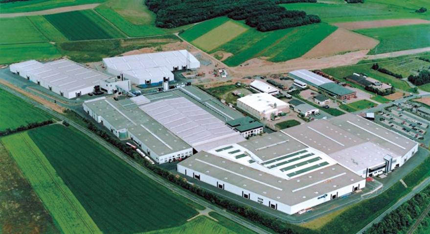 Завод Classen в Германии