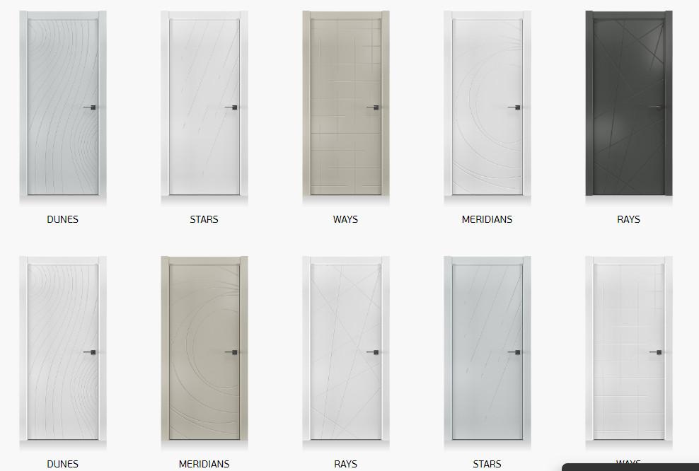 Межкомнатные двери Рада Дорс ILUSION