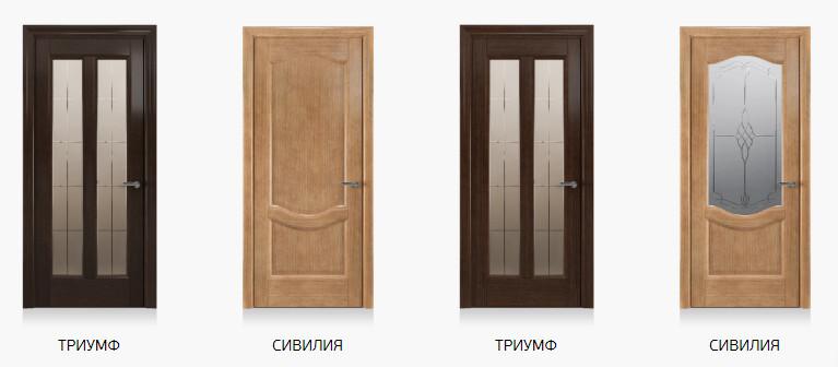 Межкомнатные двери Рада Дорс MODERN