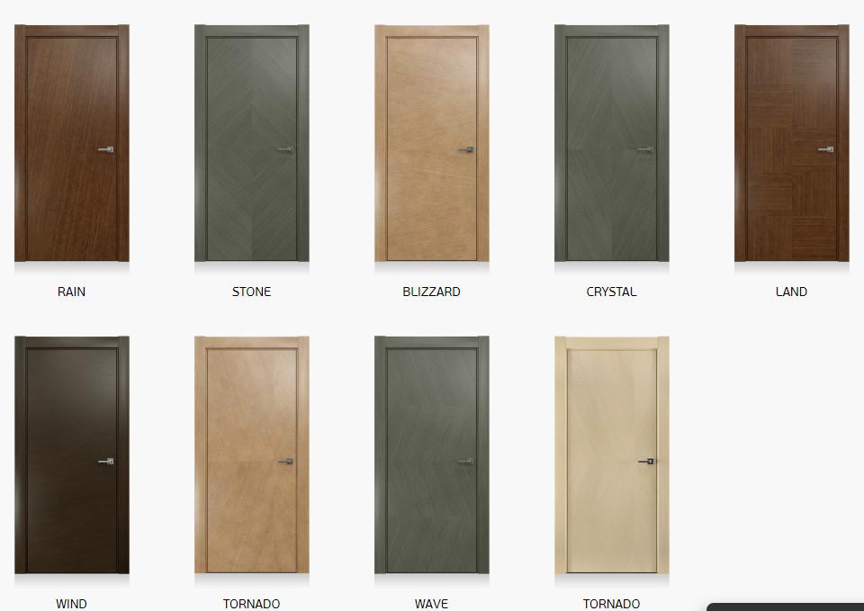 Межкомнатные двери Рада Дорс NATURE