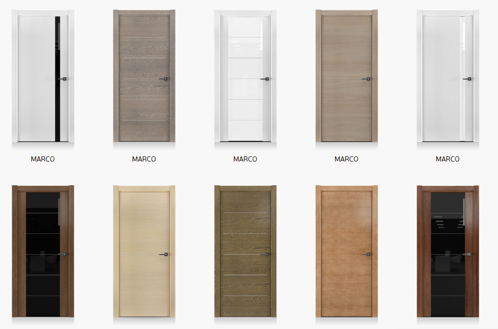 Межкомнатные двери Рада Дорс Marco