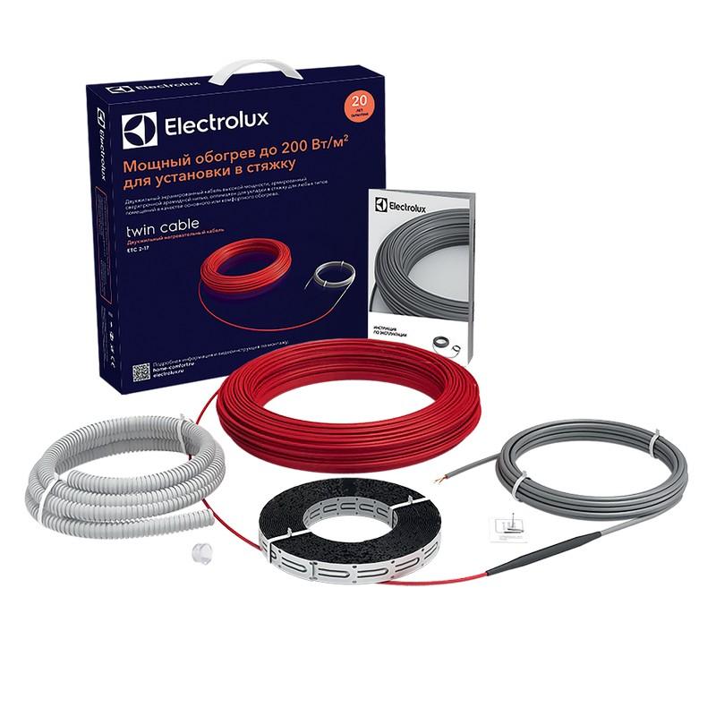 Нагревательные секции Electrolux