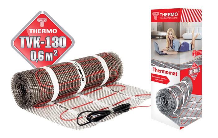 Теплый пол под плитку Thermomat TVK-130