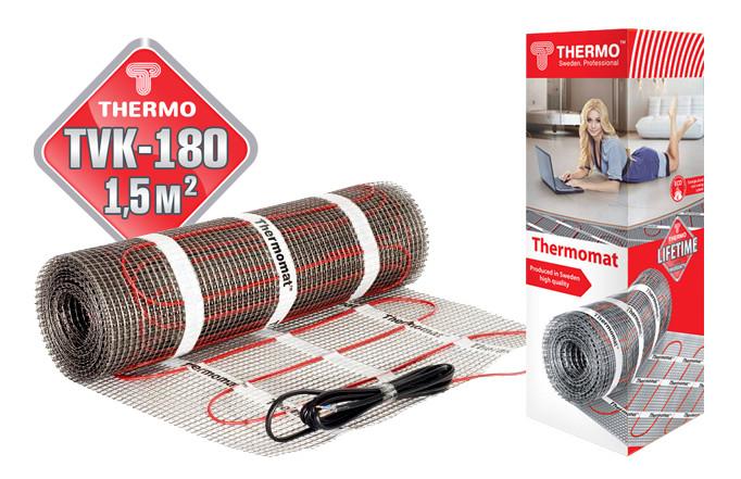 Теплый пол под плитку Thermomat TVK-180