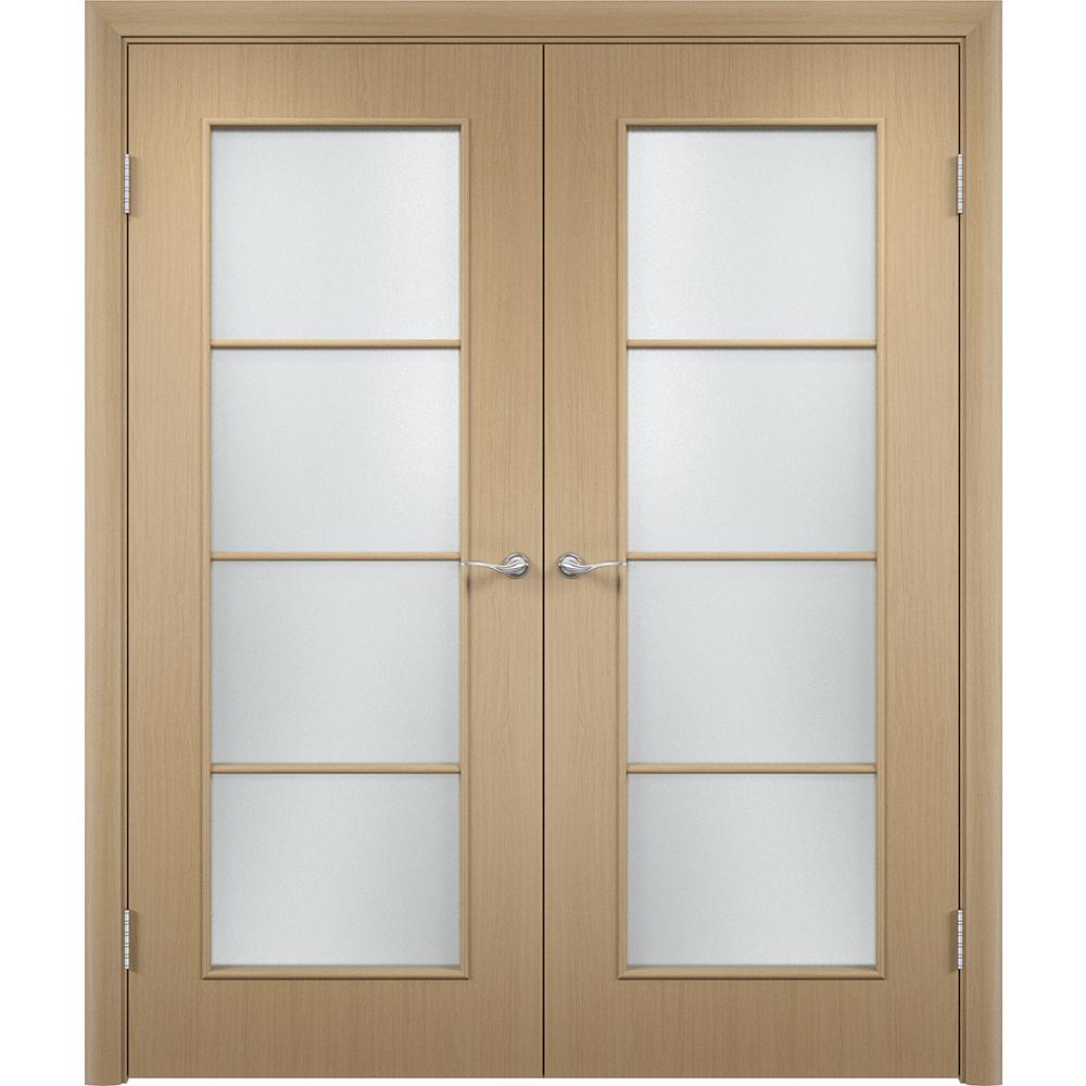Распашные межкомнатные двери двухстворчатые