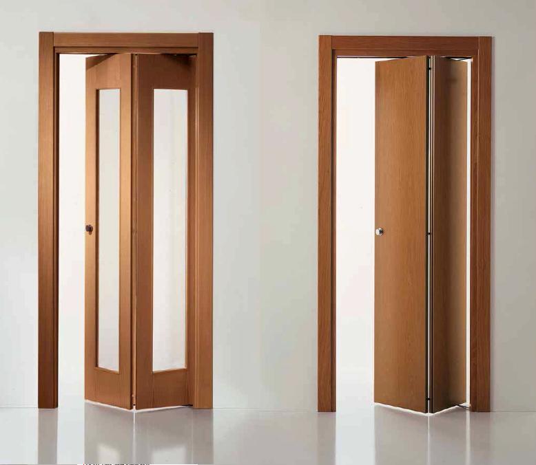 Складывающиеся межкомнатные двери