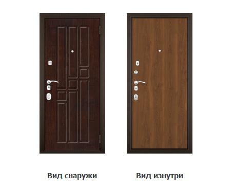 Двери Эльбор Люкс