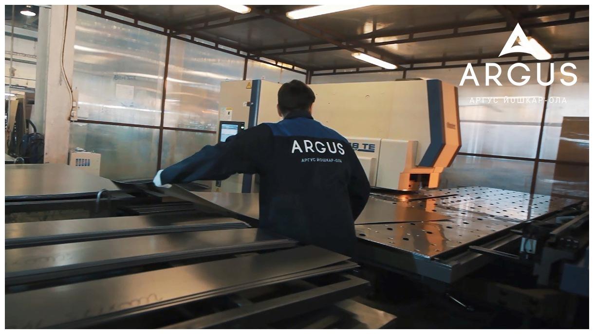 Завод Аргус в Йошкар‑Оле