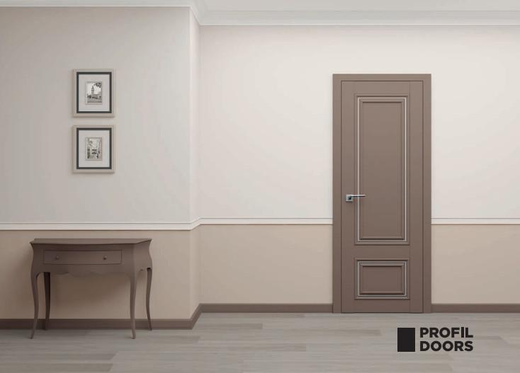 Межкомнатные двери Профиль Дорс в интерьере