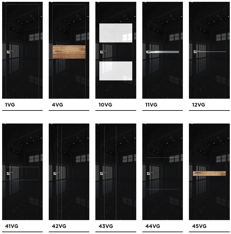 Межкомнатные двери Profil Doors серии VG