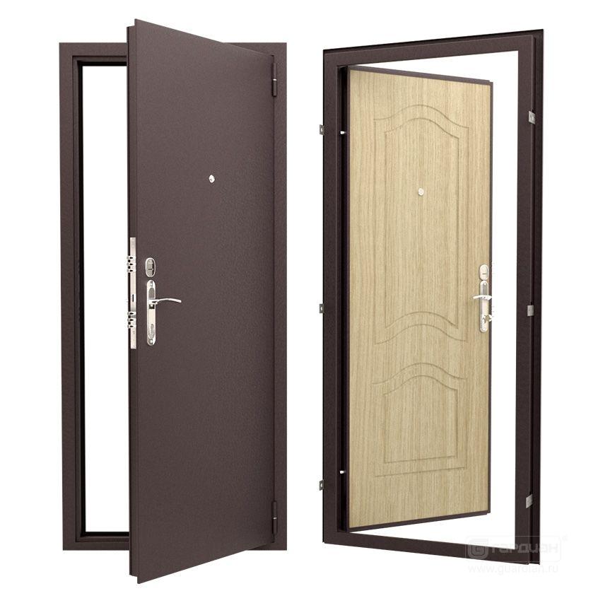 Входные двери Гардиан ДС1