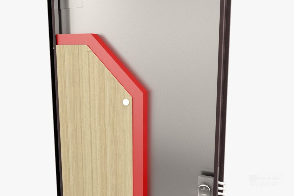 Стандартная конструкция двери Гардиан