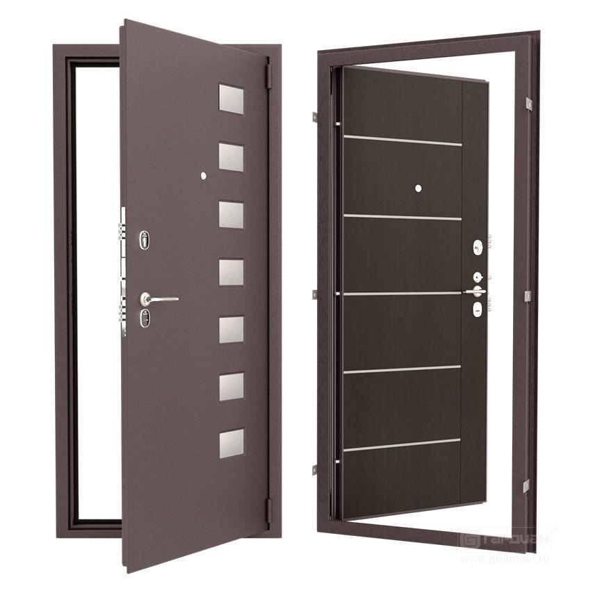 Входные двери Гардиан ДС2