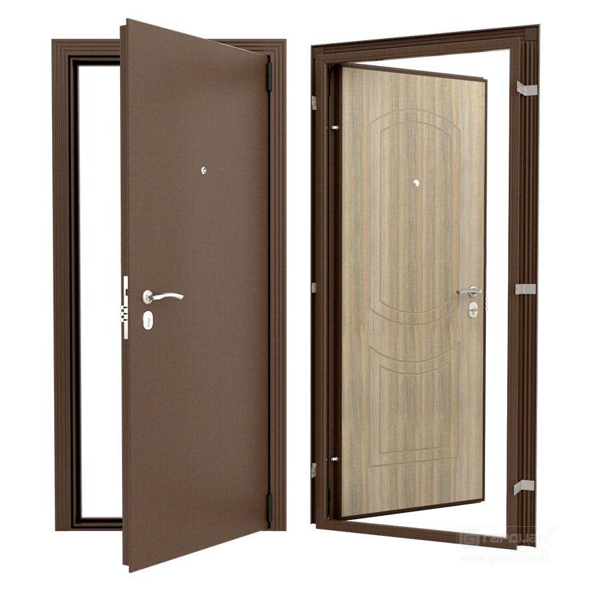 Входные двери Гардиан К МП