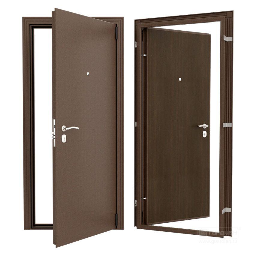 Входные двери Гардиан КС
