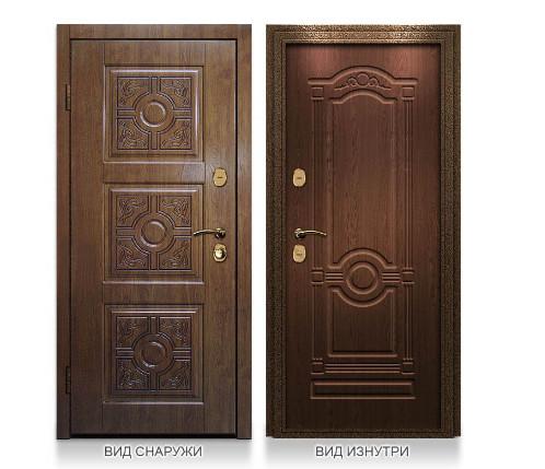 Входные двери Бастион Антикризис