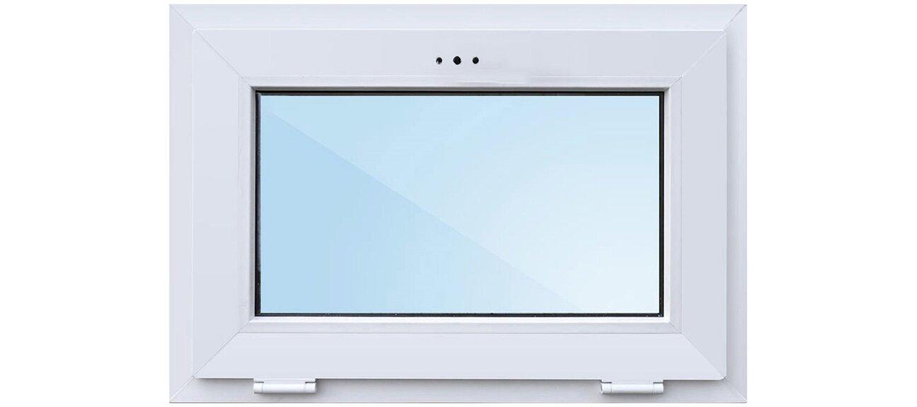 Окно ПВХ одностворчатое 500x700 мм в ОБИ