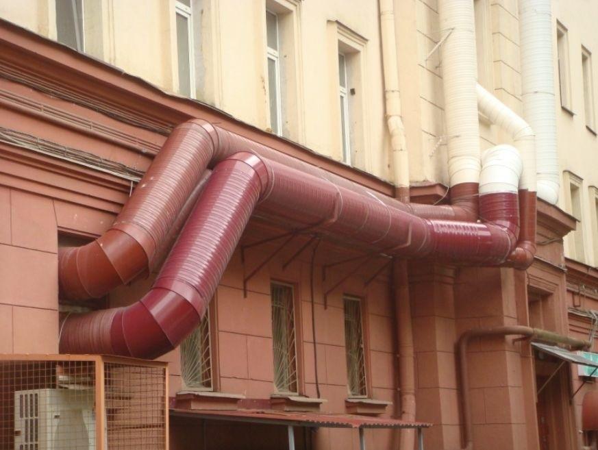 Вентиляция для жилых домов
