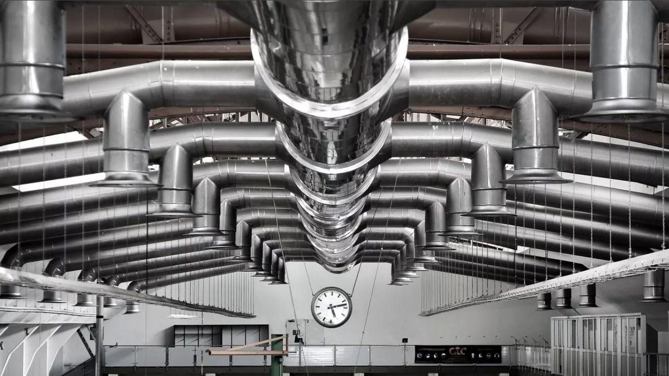 Вентиляция на промышленных объектах