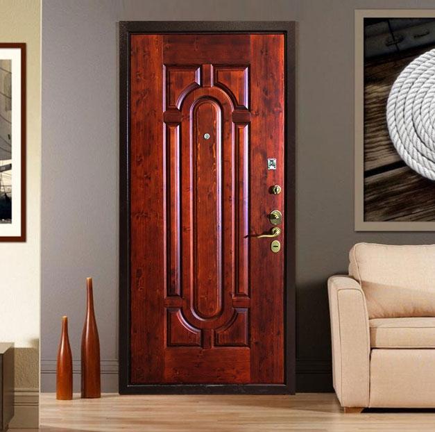 Входные двери Неман К-10.82