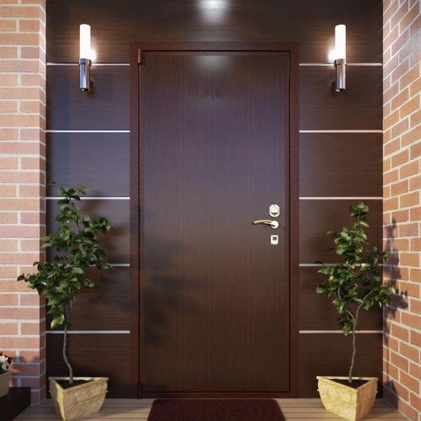 Входные двери Неман К-102