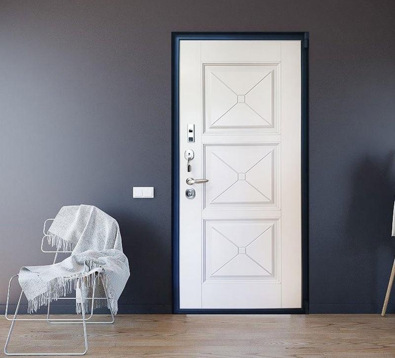 Входные двери Неман K-8L