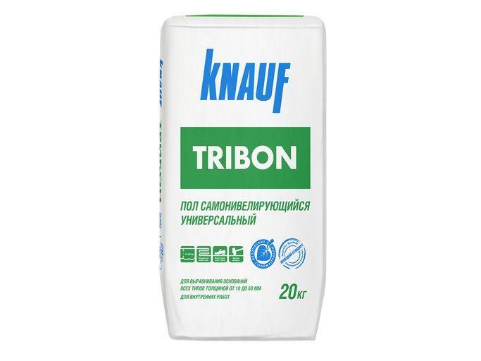 Наливной пол Knauf Tribon