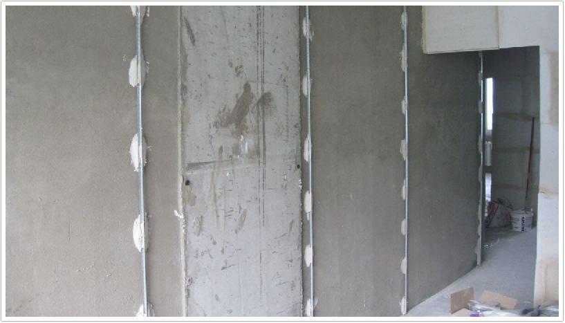Гипсовая штукатурка для стен