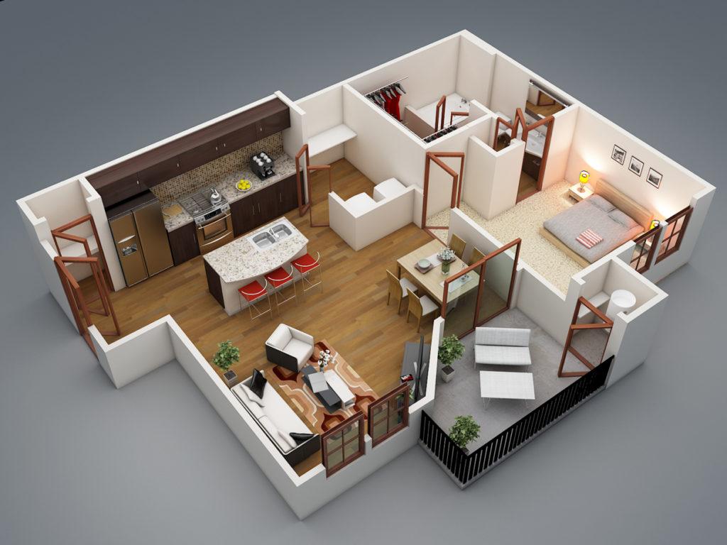 Ошибки при выборе планировки квартиры