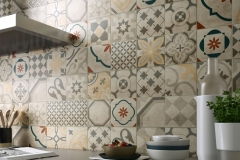 Плитка Italon Artwork grigio cucina