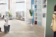 Ламинат Kronospan Super Natural Classic в интерьере