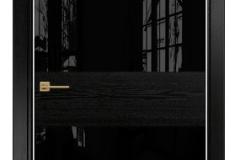 Межкомнатная дверь Оникс Соло 2 коллекции Alum