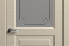 Межкомнатная дверь Софья Мастер и Маргарита Модель 17.41 Г-У4