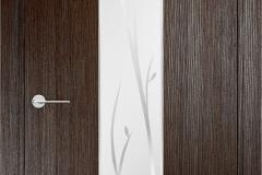 Дверь Верда Eldorf экошпон Соната-1 зеркало