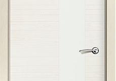 Межкомнатная дверь Верда ID HL (стекло белое)