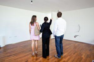 Осмотр новой квартиры